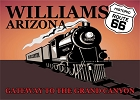 Az Train - Williams Magnet