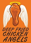 Deep Fried Chicken Magnet
