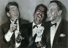 Rat Pack Magnet