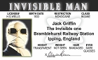 Invisible Man ID