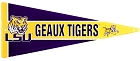 Louisiana State Tigers Pennant