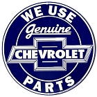 Chevy 24 inch Large Round Sign