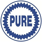 Pure Oil  24 inch Large Round Sign