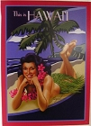 This is Hawaii Metal Sign