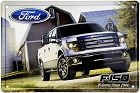 Ford F-150 Truck Large Parking Sign