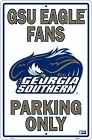 Georgia State Eagles Large Parking Sign