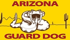 AZ Guard Dog Sticker