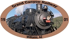 AZ Grand Canyon Railway Sticker