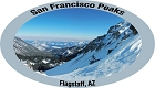 AZ San Francisco Peaks Sticker