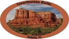 AZ Courthouse Butte Sticker