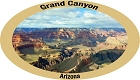 AZ Grand Canyon Sticker