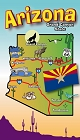 AZ Map Sticker