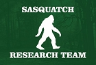 Sasquatch Research Team Large Sticker