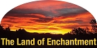 NM Land of Enchantment Sm. Sticker