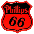 Phillips 66 Shield Sign