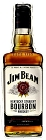 Jim Beam Bottle Die Cut Sign