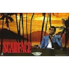 Scarface Sunset Framed Picture