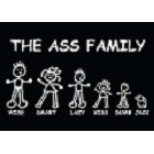 Ass Family Magnet