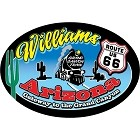 Williams Route 66 Magnet