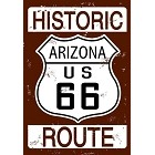 Historic Rt 66 Magnet