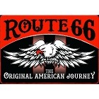 Route 66 Journey Magnet