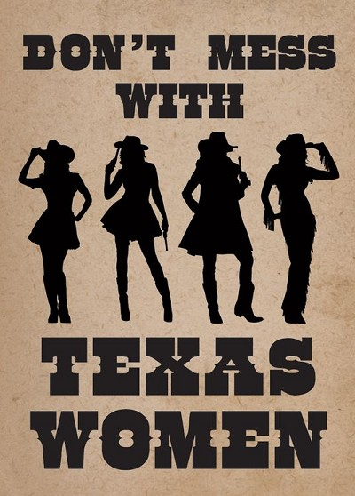 Texas Women Magnet