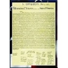 Declaration of Independence Magnet