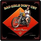 Bad Girls Metal Sign