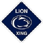 Penn State Lion Crossing Sign