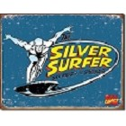 Silver Surfer Metal Sign