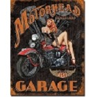 Motorhead Metal Sign