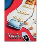 Fender Guitar - Strat Since '54 Metal Sign