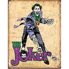 The Joker Metal Sign