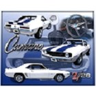 Chevy Camaro Z28 Metal Sign