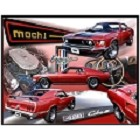 Ford - Mustang Mach I Metal Sign