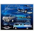 Chevy Bel Air Nomad Metal Sign
