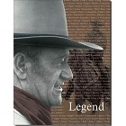 John Wayne - Legend Metal Sign