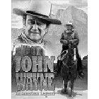 John Wayne - American Metal Sign