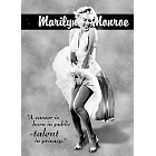Marilyn Talent Metal Sign