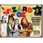 Wiz of Oz 70th Anniversay Metal Sign
