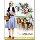 Wiz of Oz W/Slipper Poster Metal Sign