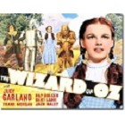 Wizard of Oz Yellow Brick Road Metal Sign