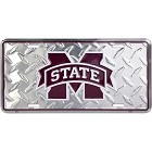Mississippi State Diamond License Plate