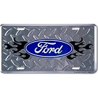 Ford Diamond License Plate