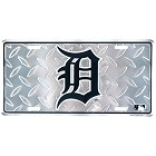 Detroit Tigers Diamond License Plate