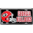 University of Georgia License Plate