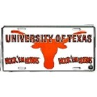 University of Texas License Plate