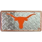 University of Texas Longhorns License Plate