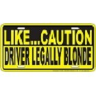 Driver Legally Blonde
