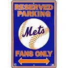 New York Mets Large Parking